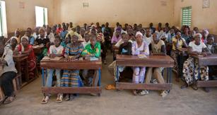Ecole au Mali