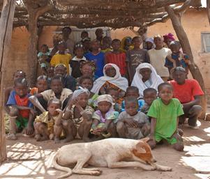 Mission Mali 2010