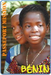 Passeport Bénin