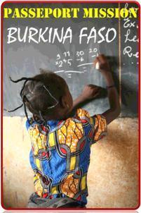 Passeport Burkina