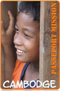 Passeport Cambodge