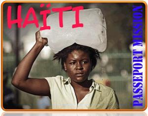 Passeport Haïti