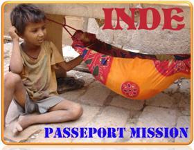Passeport Inde