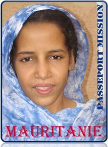 Passeport Mauritanie