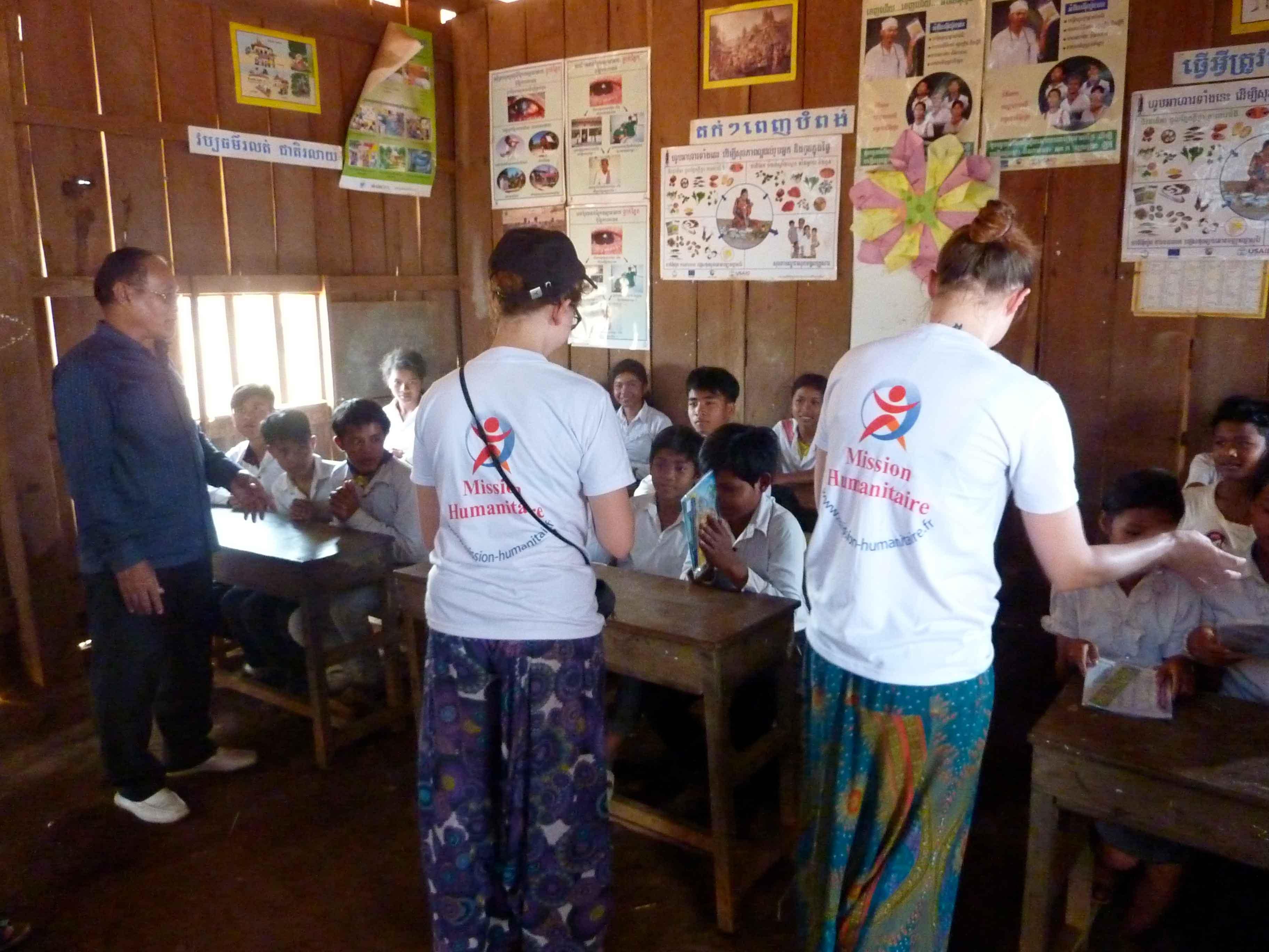 Mission Humanitaire Organisation De Solidarite Internationale