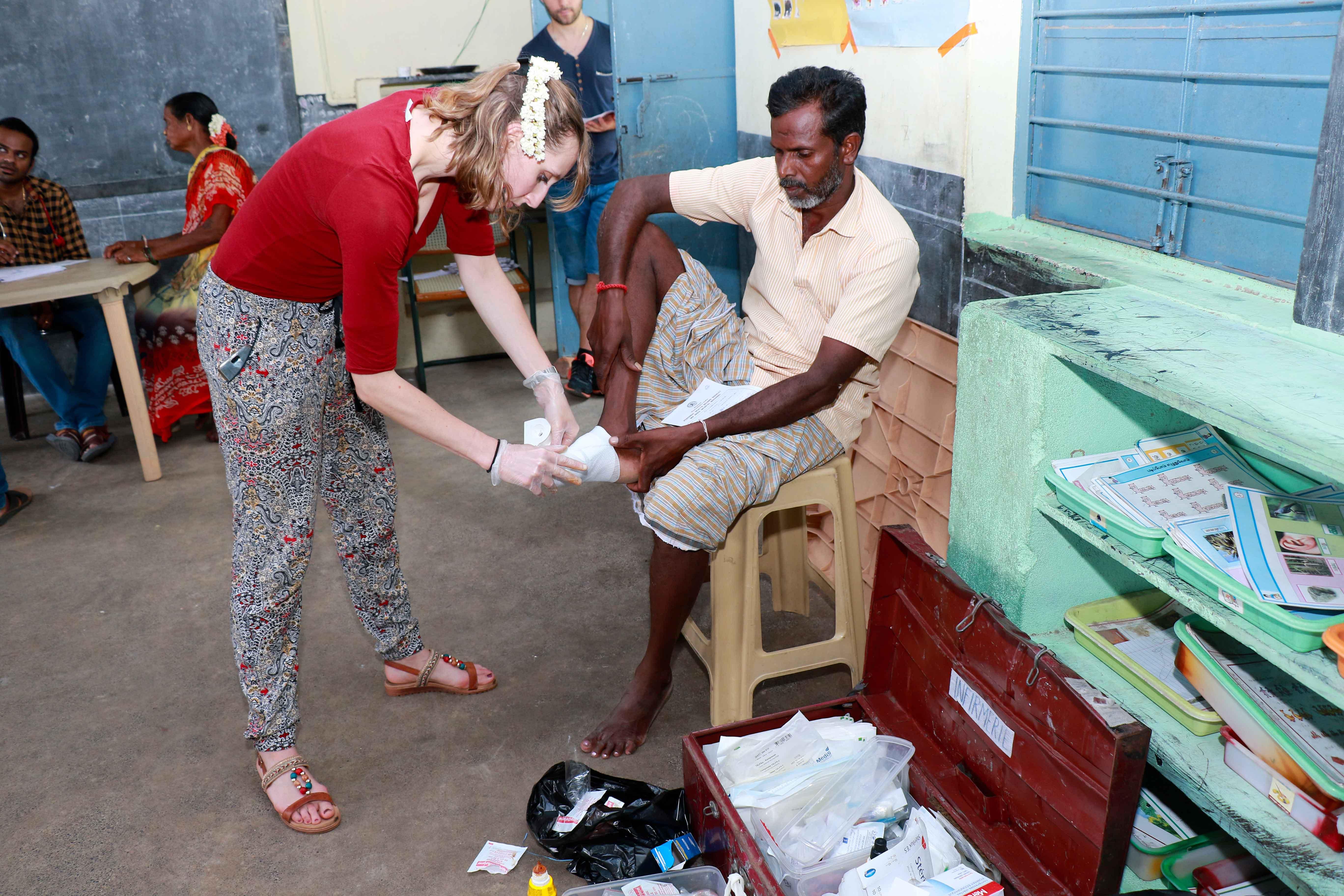 Infirmiere Archives Mission Humanitaire Organisation De