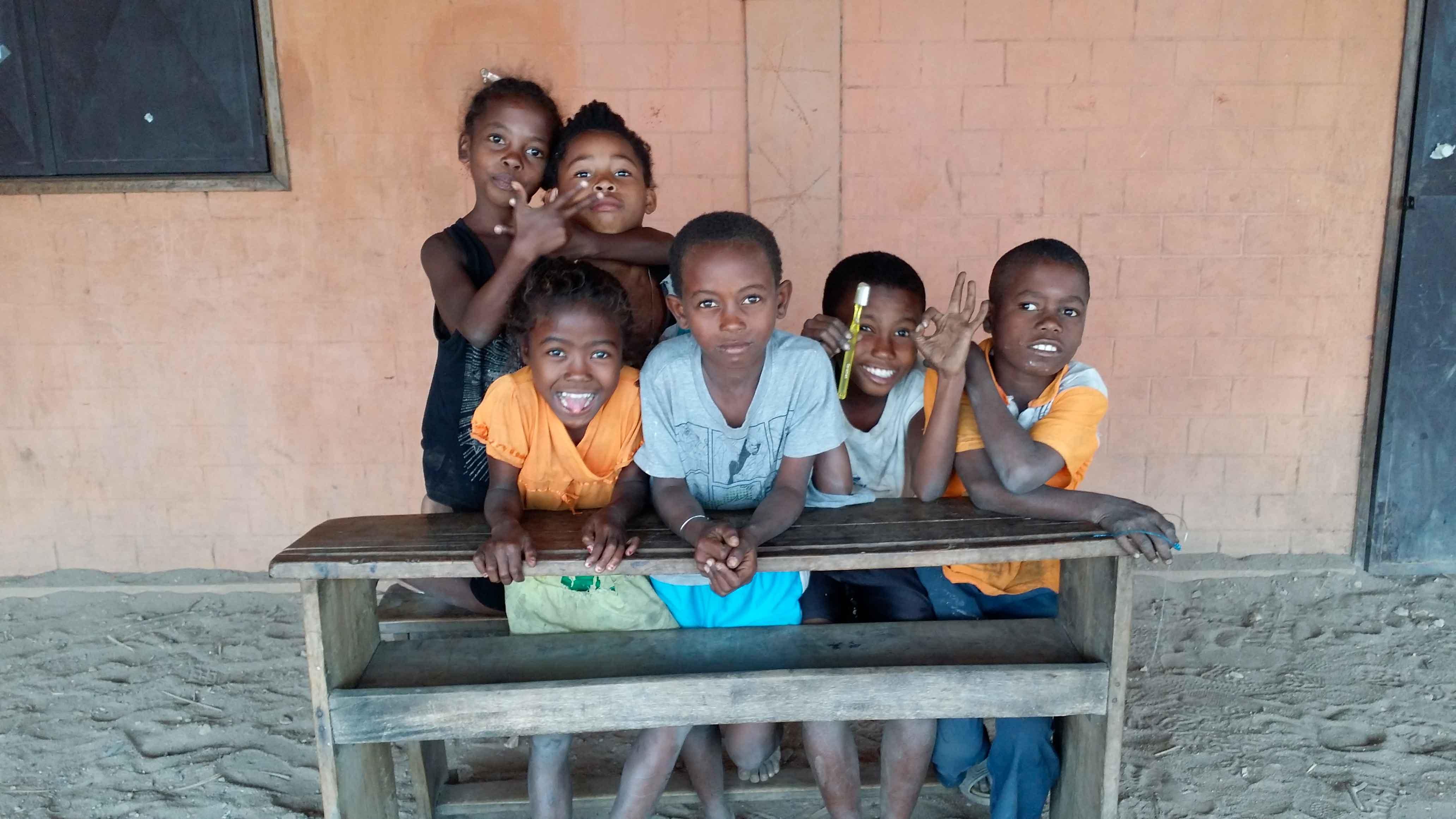 groupe enfants populations indigentes