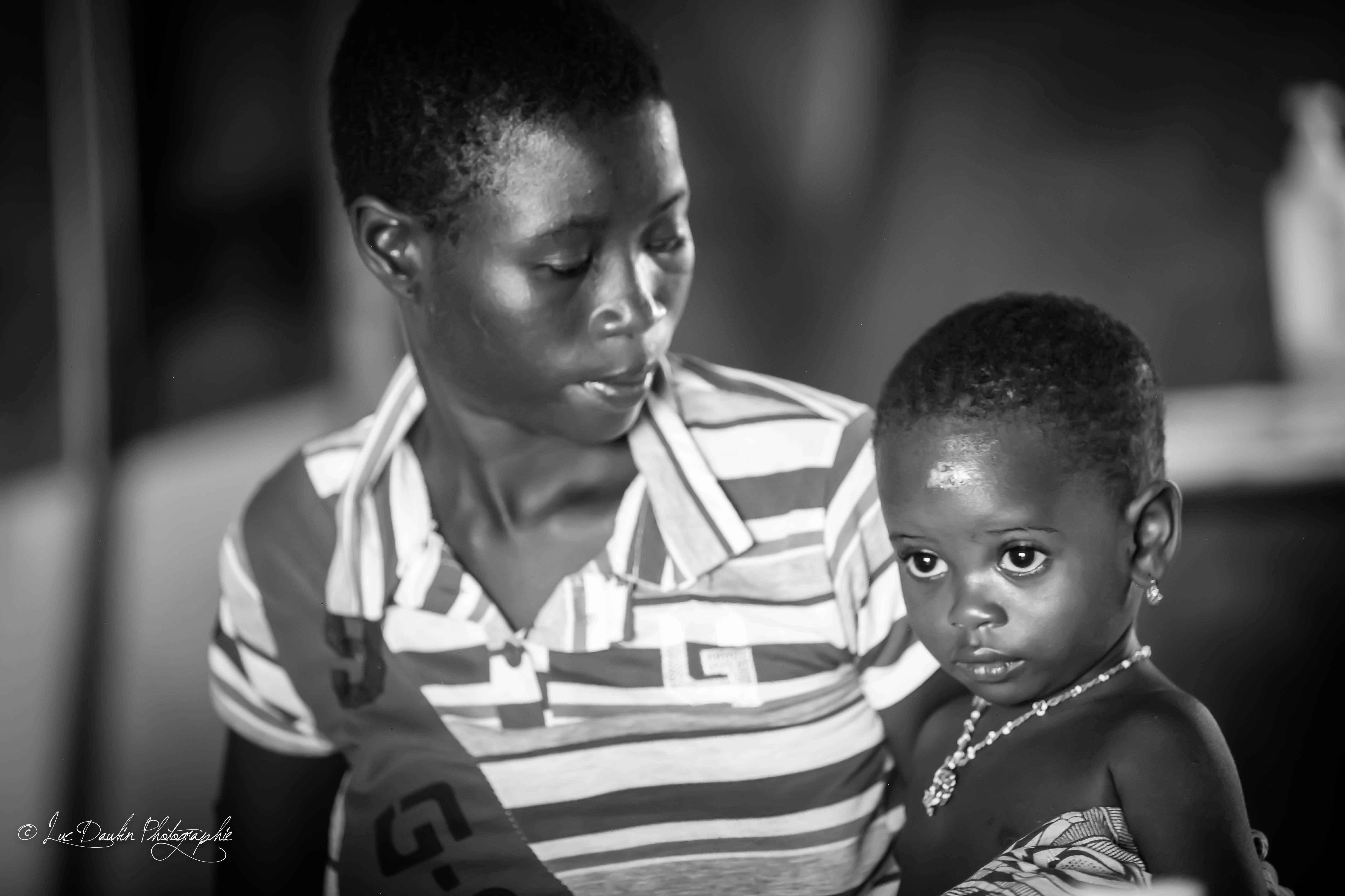 femme et enfant missions de sante