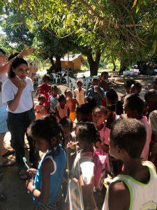 humanitaire a madadascar enfants