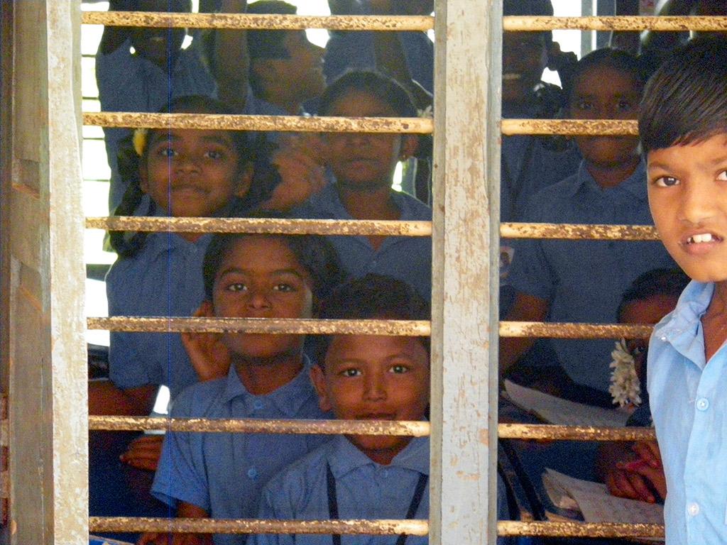 humanitaire inde enfants ecole
