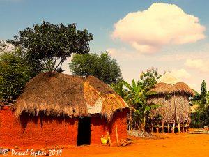 maison village mission humanitaire en afrique