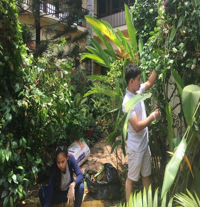 activites de jardinage en confinement pour faire face au virus