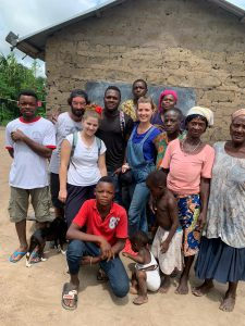 groupe de personnes afrique