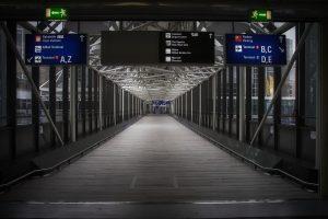 aeroport vide