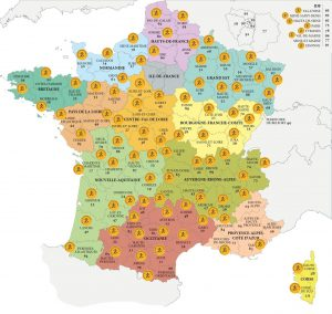 carte de france operation ehpad