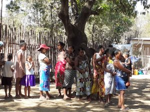 population madagascar solidarité