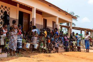 benevole village population